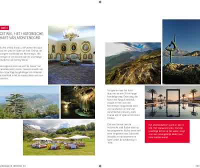 magazine over het seminarie van montenegro